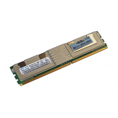 Memory Module, 1GB DIMM, DDR2, PC2-5300, registered