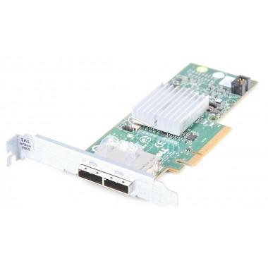 PCI-e x8 6Gbps Dual Port SAS Host Bus Adapter 12DNW