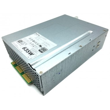 635W Power Supply for Precision T3600 T5600, NVC7F, D635EF-00