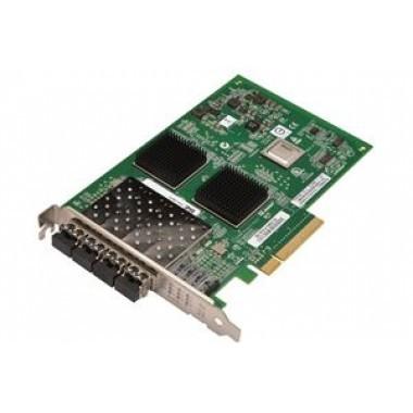 Host Bus Adapter PCI-E Fibre Channel 4-Channel 8Gbps QLogic QLE2