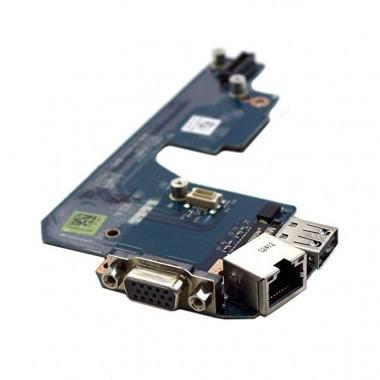 I/O Board RJ-45; USB; VGA Latitude E6430