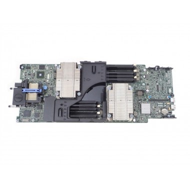 System Board 2-Socket FCLGA1356 with out CPU with Sled for PowerEdge M520 Blade