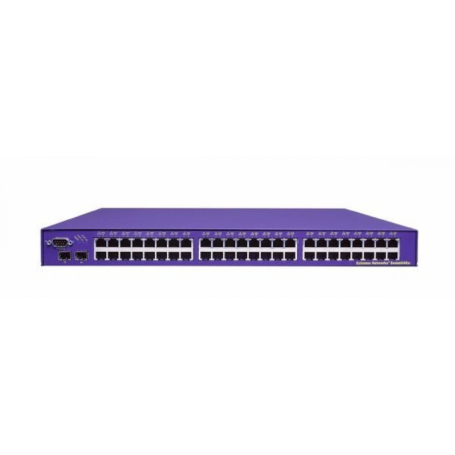 Extreme Networks Summit 300-48 10//100 Ethernet Switch 15402