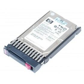 146GB Hot-Plug Dual-port SAS hard disk drive - 15, 000 RPM, 3Gb/sec transfer rate, 2.5-inch small Form factor (SFF)
