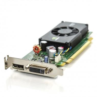 NVIDIA Quadro FX 380 LP 512MB DDR3 PCI-E x16 Low-Pro Video Card 607810-001