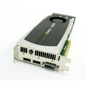 Nvidia Quadro 6000 6GB GDDR5 384-Bit PCIe x16 Video Graphics Card
