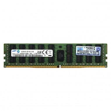 16 GB (1 x 16 GB) - DDR4 SDRAM - 2133 MHz - Registered