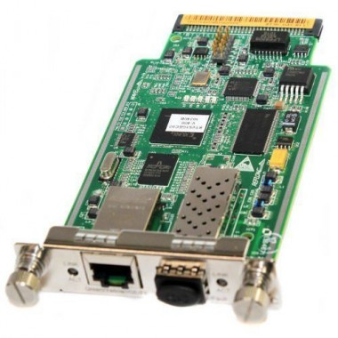 1-Port Gigabit Ethernet Interface Card Module, 10/100/1000 SIC Module