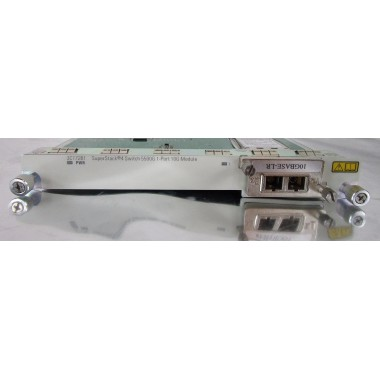 1-Port 10-GbE E5500 Switch Module XENPAK