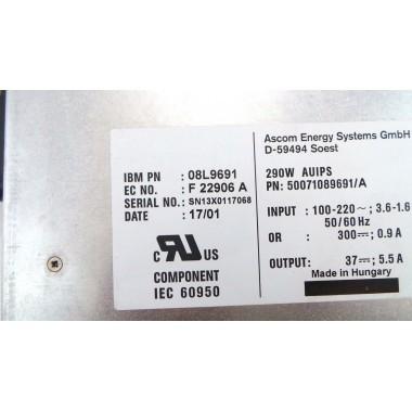 Power Supply, 37V DC 290W for 3584 Tape Storage System