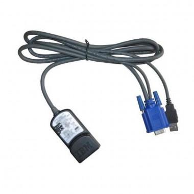 IBM 39M2899 KVM Conversion Cable USB