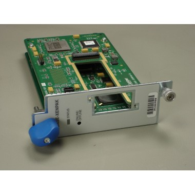 1-Port 10-Gigabit Ethernet LAN PIC Module