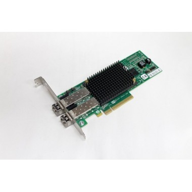 Fiber Channel Controller 8Gbps 2-Channel Optical PCIe Card