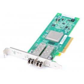 HBA 2-Port 8GB PCIe 111-00480 with Transceivers SFPs