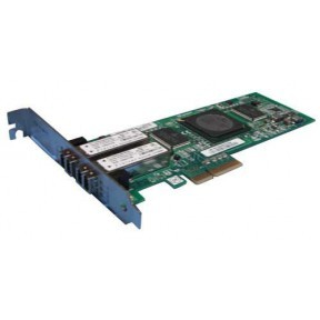 HBA 2-Port Optical 4GB PCI-e Card