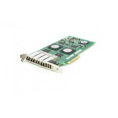 HBA 4-Port Optical 4GB Disk PCIe Card