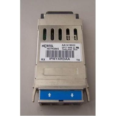 1-Port 1000Base-LX GBIC Module