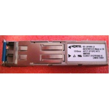 1000Base-LX Small Form Factor Pluggable Module SFP