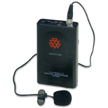 Wireless Lapel Microphone - 203.400MHz
