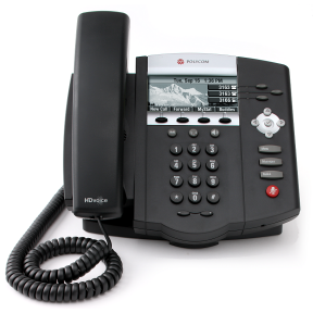 SoundPoint IP 450 SIP VoIP Phone
