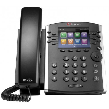 VVX410 IP Phone 12-Line