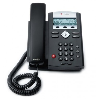 Polycom 2201-12375-001 SoundPoint IP 335 VoIP SIP Phone