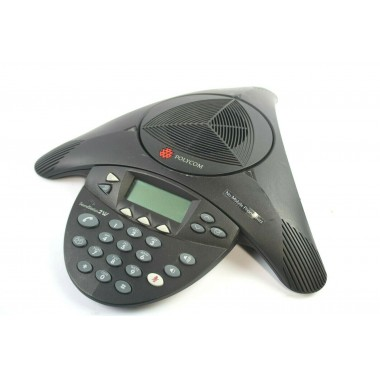 SoundStation 2W DECT 1.9 GHz Wireless Conference Phone (Non-Expandable)