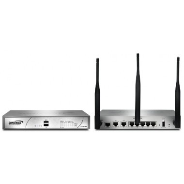 TZ 210W Total Secure VPN Firewall with Integrated Wireless-N