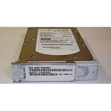 146GB 15k 3.5-Inch SAS HDD Hard Disk Drive