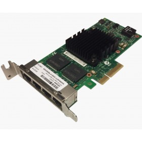 Oracle 7100477 Quad Port Gigabit Ethernet PCI Express 2.0 Low Profile Adapter