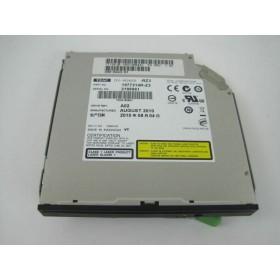 8x Slot-Load SATA DVD-Writer/24x CD-Writer SlimLine Drive