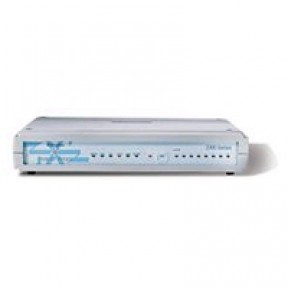 Annex 2000, 2001-PSA1, Async 8-Port, IP, Self-Booting, thick Ethernet, 110V