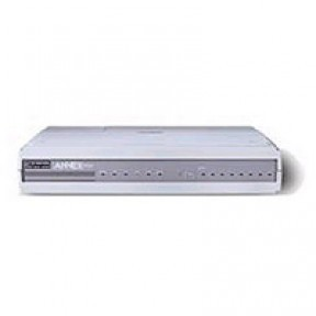 Annex 3, AX3-32/32-1S-1xx 64 Port, Self-Booting, thick, thin & Twisted Pair Ethernet, IP, 110V